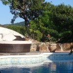 Pool and Daybed